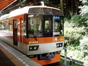 叡山電鉄「きらら号」